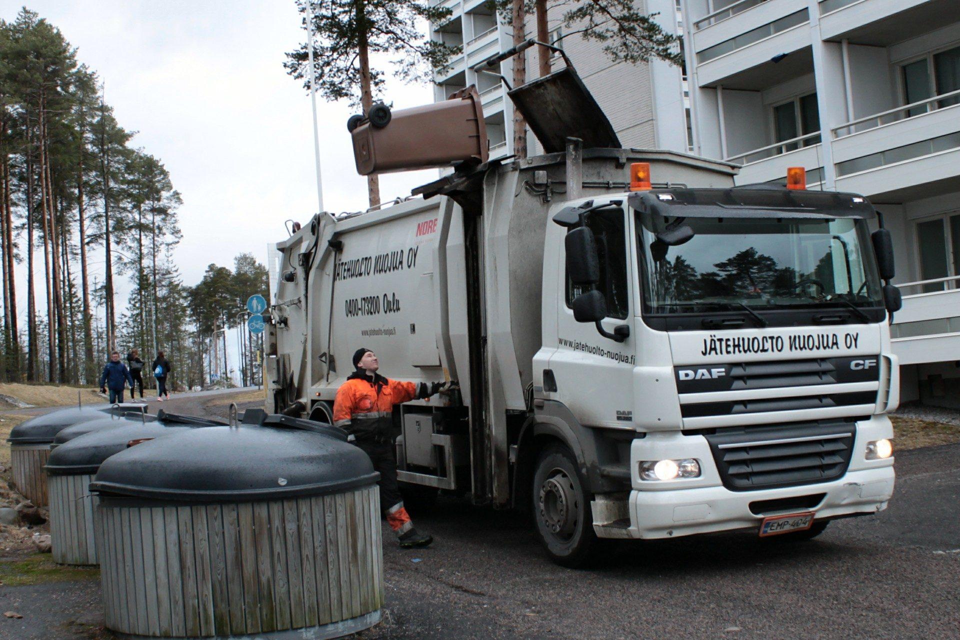 Jätehuoltopalvelut